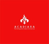Acadiana Fire Extinguisher Sales and Service Logo - Entry #254