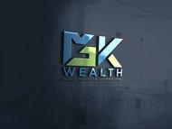 MGK Wealth Logo - Entry #18