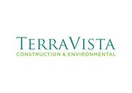 TerraVista Construction & Environmental Logo - Entry #301