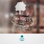 Bare Roots Color & Hair Design Studio Logo - Entry #25