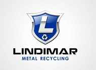 Lindimar Metal Recycling Logo - Entry #149