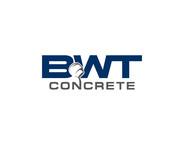 BWT Concrete Logo - Entry #150