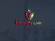 Healthy Livin Logo - Entry #587