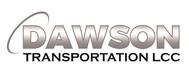 Dawson Transportation LLC. Logo - Entry #260