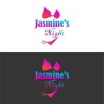 Jasmine's Night Logo - Entry #97