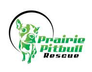 Prairie Pitbull Rescue - We Need a New Logo - Entry #17