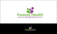 Forever Health Studio's Logo - Entry #142