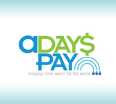 A Days Pay/One Days Pay-Design a LOGO to Help Change the World!  - Entry #42