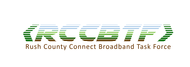Rush County Connect Broadband Task Force Logo - Entry #33