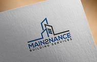 MAIN2NANCE BUILDING SERVICES Logo - Entry #259