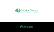 Green Wave Wealth Management Logo - Entry #195