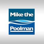 Mike the Poolman  Logo - Entry #24