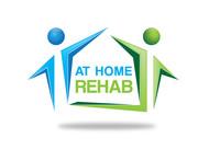 At Home Rehab Logo - Entry #80