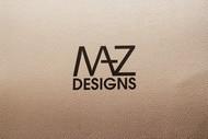 Maz Designs Logo - Entry #30