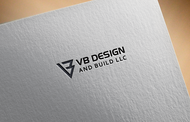 VB Design and Build LLC Logo - Entry #133