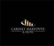 Cabinet Makeovers & More Logo - Entry #28