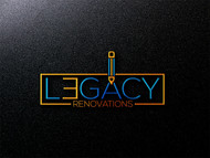 LEGACY RENOVATIONS Logo - Entry #103