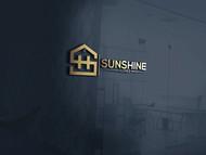 Sunshine Homes Logo - Entry #411
