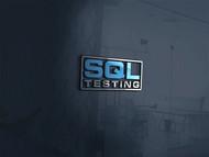 SQL Testing Logo - Entry #205