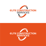 Elite Construction Services or ECS Logo - Entry #66