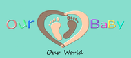 Logo for our Baby product store - Our Baby Our World - Entry #62