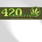 420 Magazine Logo Contest - Entry #36