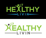 Healthy Livin Logo - Entry #296
