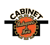 Cabinet Makeovers & More Logo - Entry #71