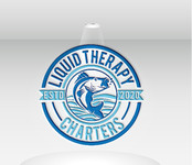 Liquid therapy charters Logo - Entry #61