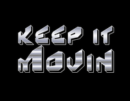 Keep It Movin Logo - Entry #440