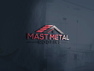 Mast Metal Roofing Logo - Entry #187