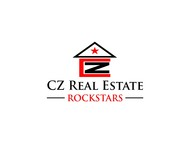CZ Real Estate Rockstars Logo - Entry #12