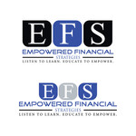 Empowered Financial Strategies Logo - Entry #118