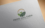 Pride Hill Farm & Garden Center Logo - Entry #5