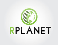 R Planet Logo design - Entry #73