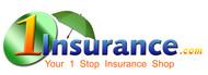 1insurance.com Logo - Entry #49