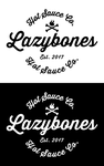 Lazybones Hot Sauce Co Logo - Entry #59