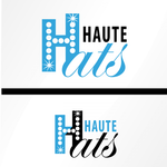 Haute Hats- Brand/Logo - Entry #77