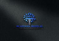 Acadiana Medical Transportation Logo - Entry #36