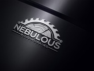Nebulous Woodworking Logo - Entry #64