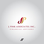 J. Pink Associates, Inc., Financial Advisors Logo - Entry #456