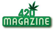 420 Magazine Logo Contest - Entry #8