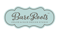 Bare Roots Color & Hair Design Studio Logo - Entry #29