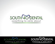 South 40 Dental Logo - Entry #34