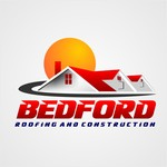 Bedford Roofing and Construction Logo - Entry #107