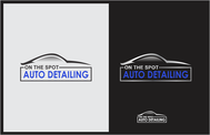On the Spot Auto Detailing Logo - Entry #21