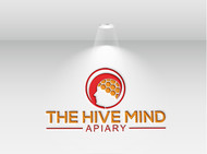 The Hive Mind Apiary Logo - Entry #51