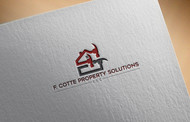 F. Cotte Property Solutions, LLC Logo - Entry #22