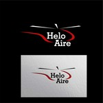 Helo Aire Logo - Entry #39