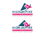 High Alpine Data Consulting (HAD Consulting?) Logo - Entry #58